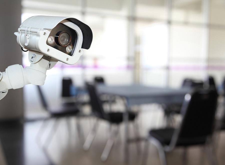 vidéosurveillance au travail