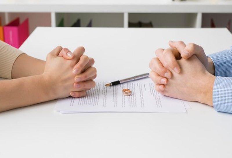 Introduire une demande de divorce