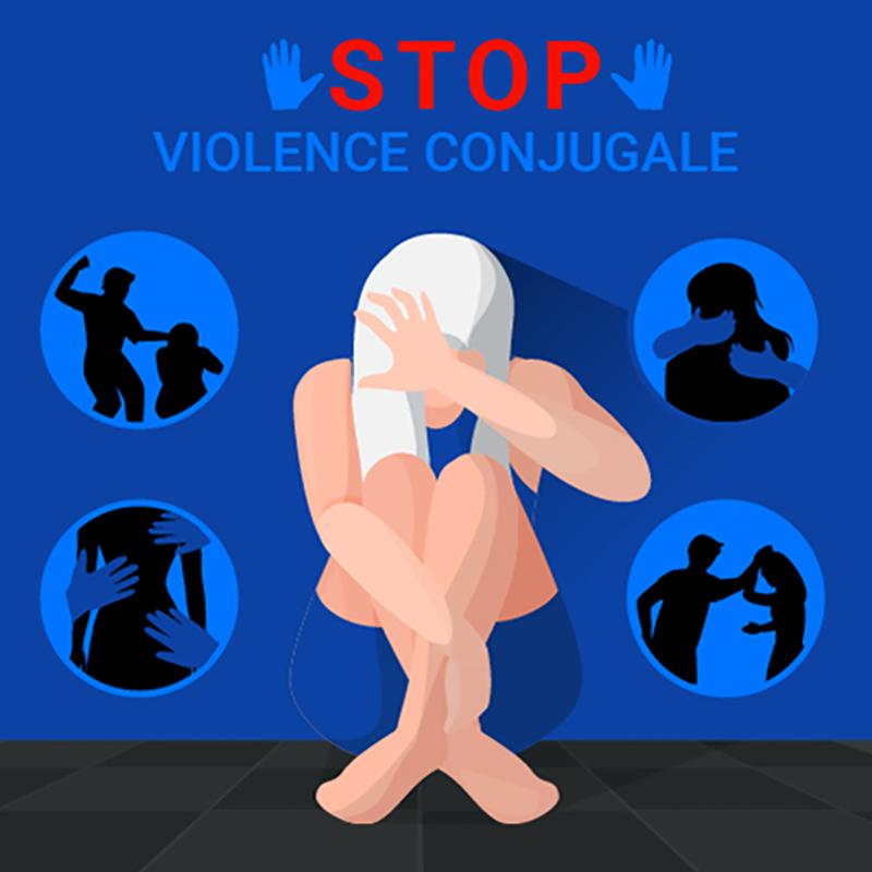 """Alt=""""Tout savoir sur la violence conjugale"""""""