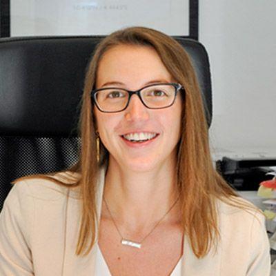 Aurélie GEELHAND DE LA BISTRATE